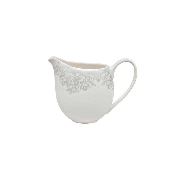 Filigree Silver Small Jug, 200ml