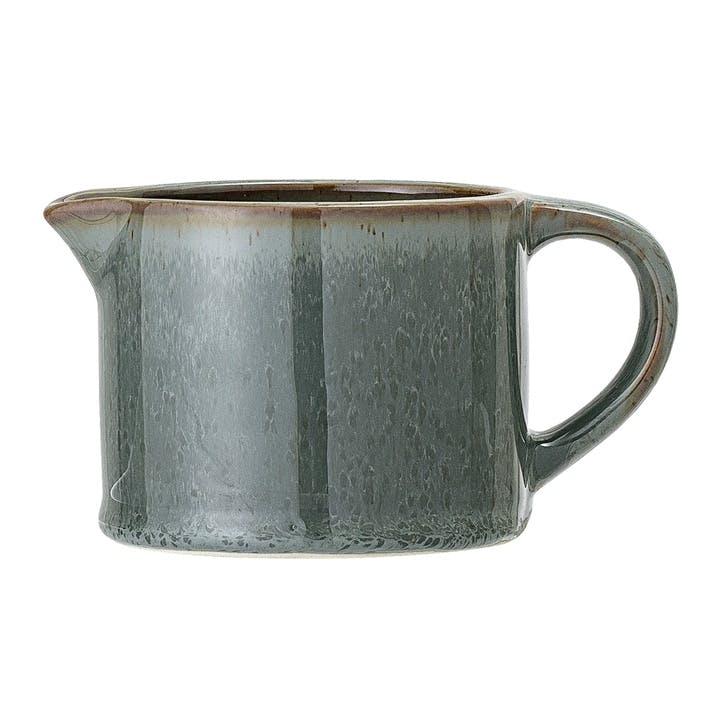 Pixie Stoneware Milk Jug;