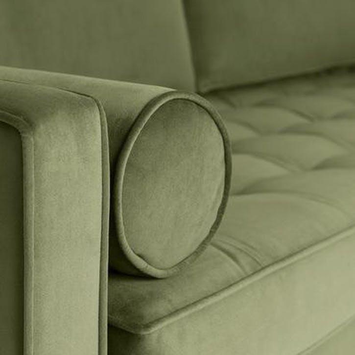 3 Seater Sofa, Model 02, Vine