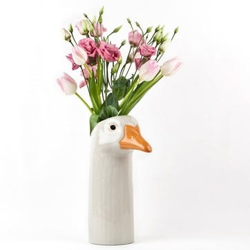 Goose Flower Vase, H27cm