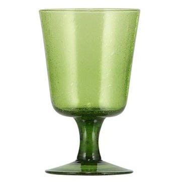 Apple Wine Glasses, Set of 4