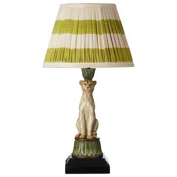 Lakadema Leopard Table Lamp
