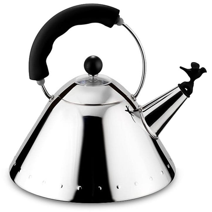 Bird Whistle Kettle; Black