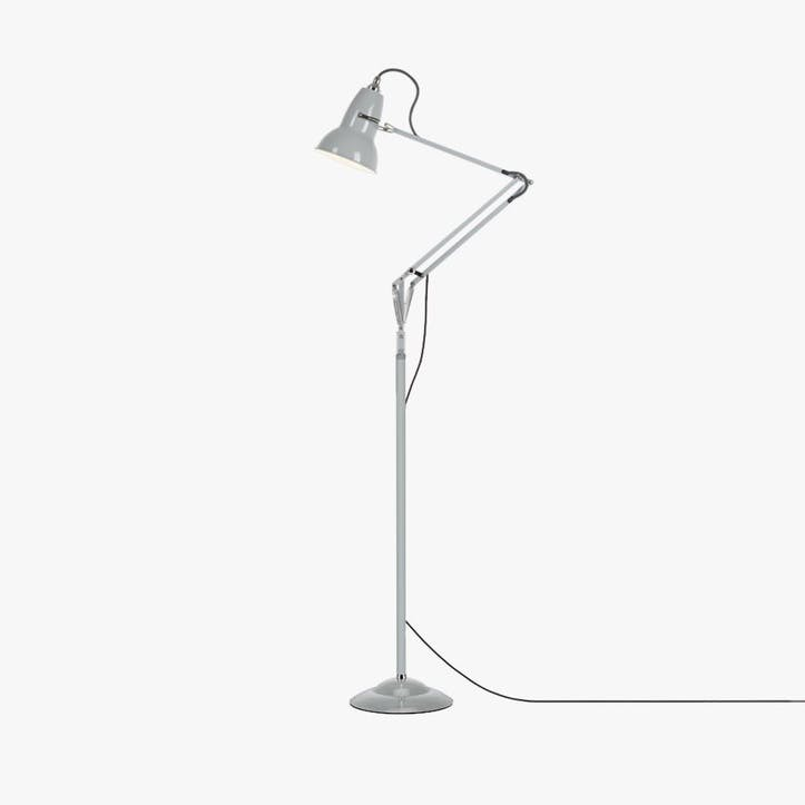 Original 1227 Floor Lamp, Dove Grey