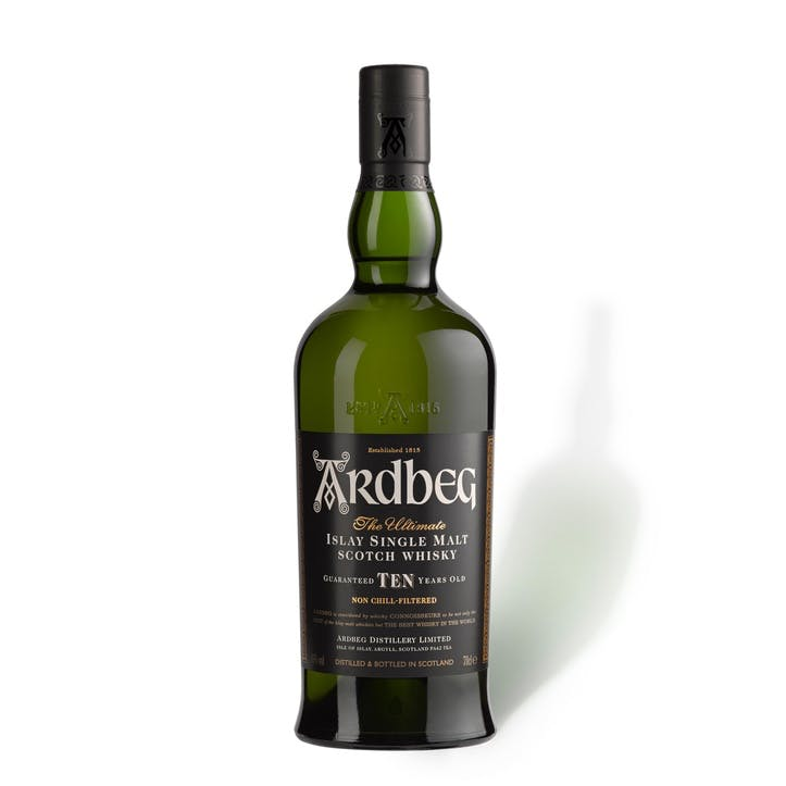 Ardbeg 10 Year Old - Bottle