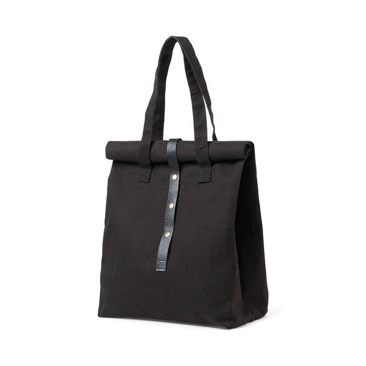 Rå Picnic Bag, Black