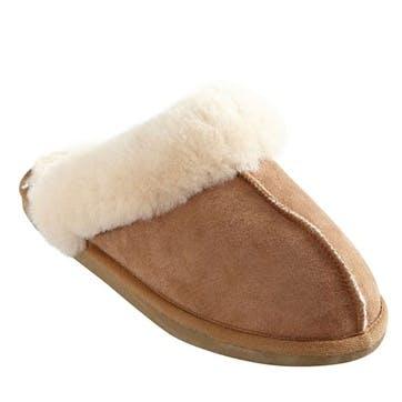Jessica Ladies Slippers, Size 6