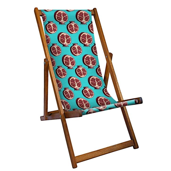 Deckchair Pomegranate