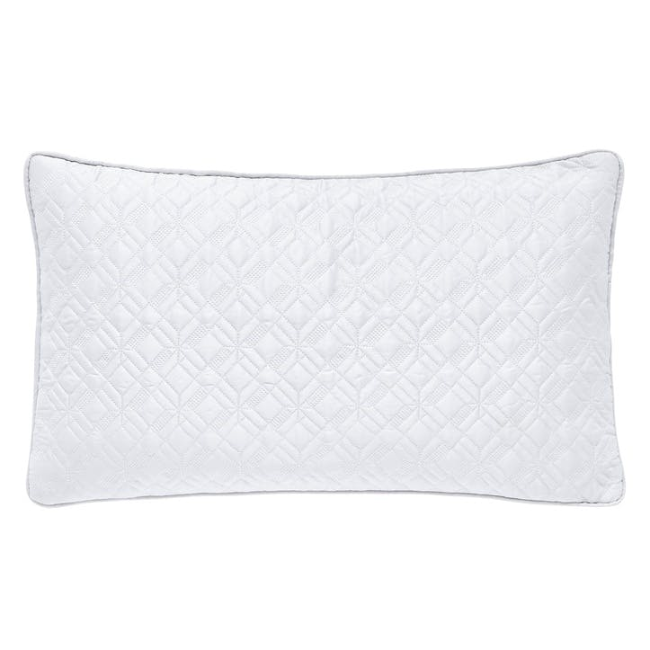 Merton Cushion, White