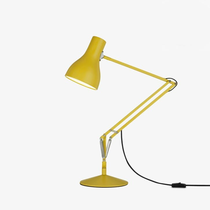 Desk Lamp Ochre