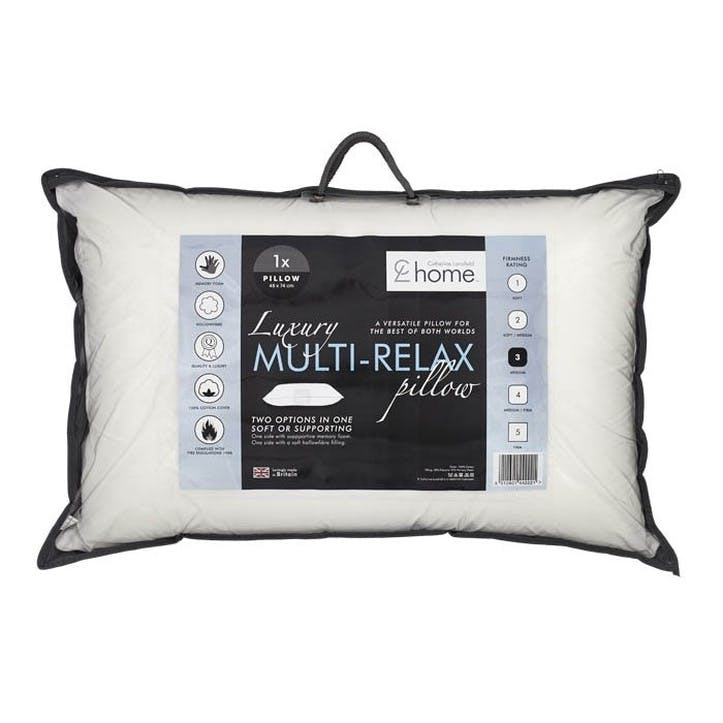 Multi Relax Single Pillow