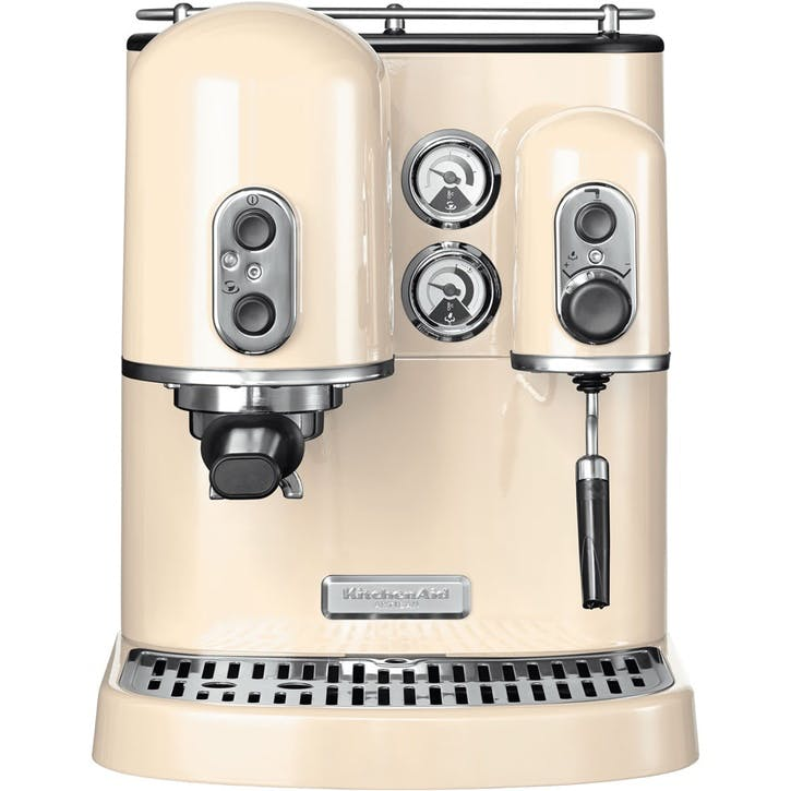 Artisan Espresso Machine; Almond Cream