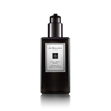 Shower Oil, Velvet Rose & Oud