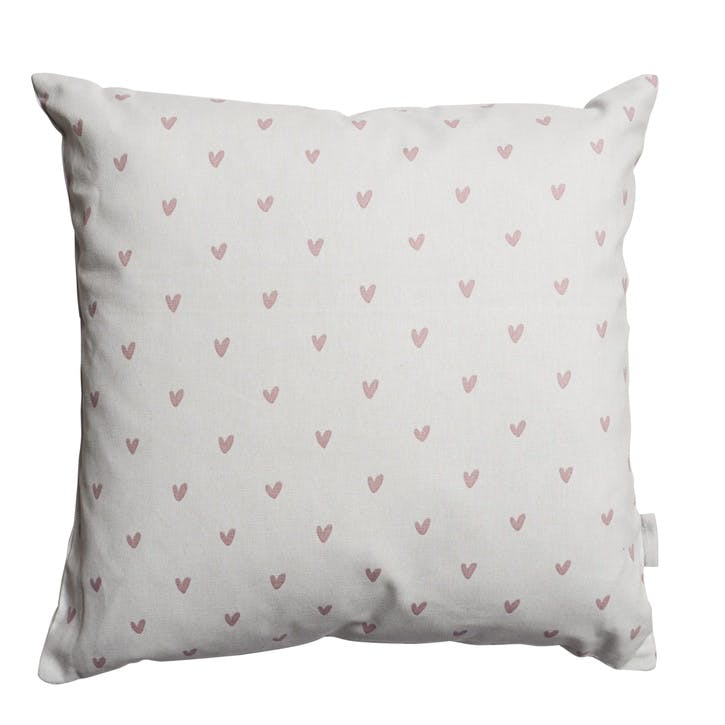 'Hearts' Cushion