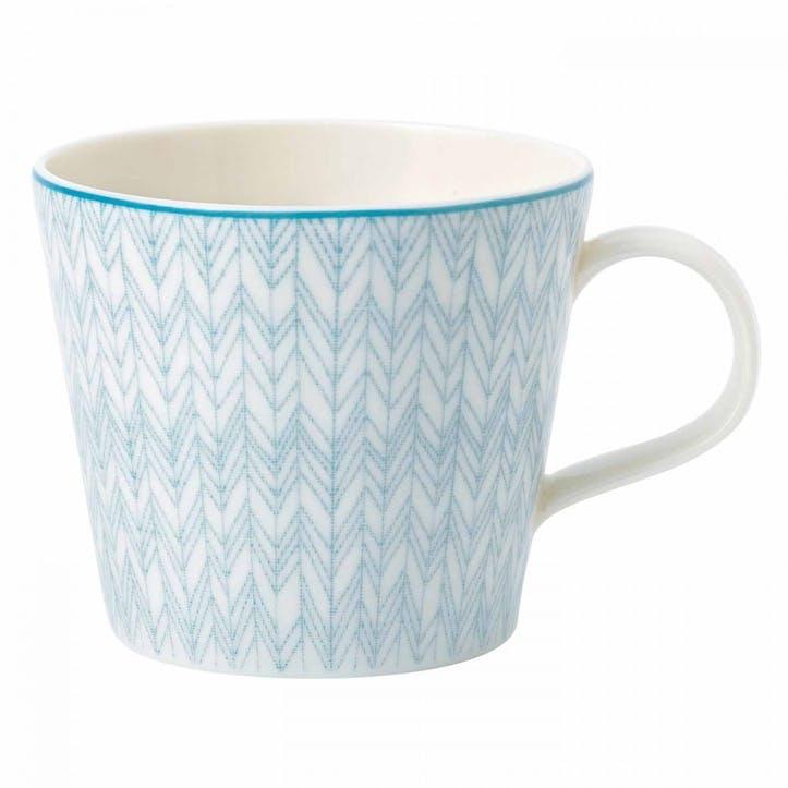 Pastels Herringbone Mug