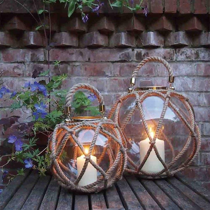 La Rochelle Globe Lantern - Small