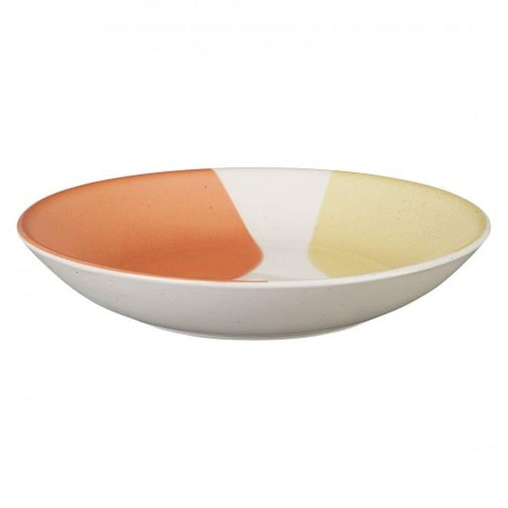 Clara Pasta Bowl, Orange