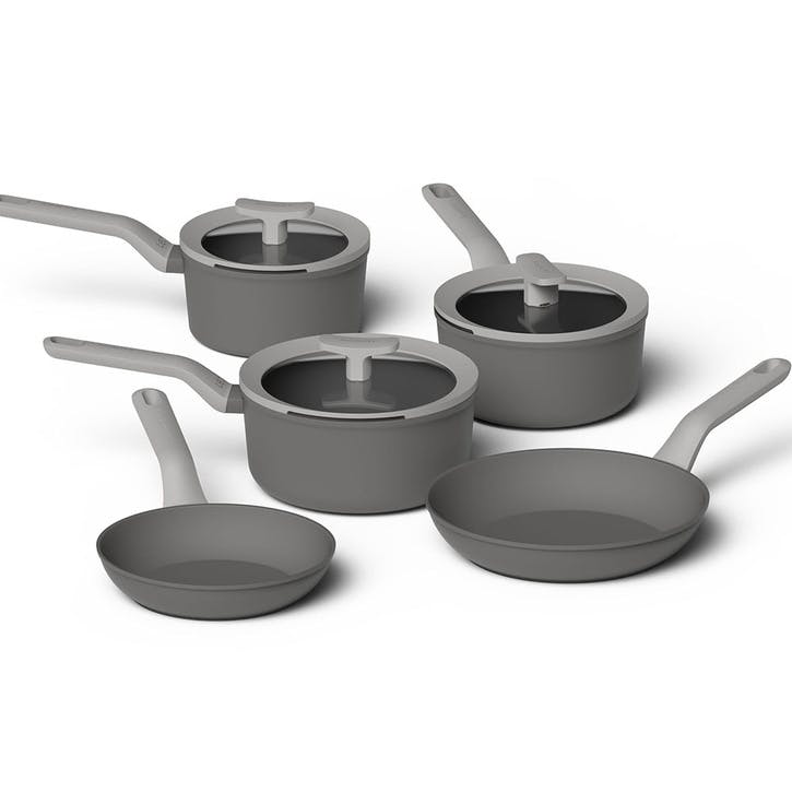 Leo, 5 Piece Cookware Set