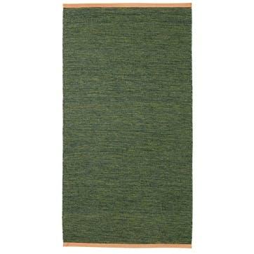 Björk Rug, 70 x 130cm, Green