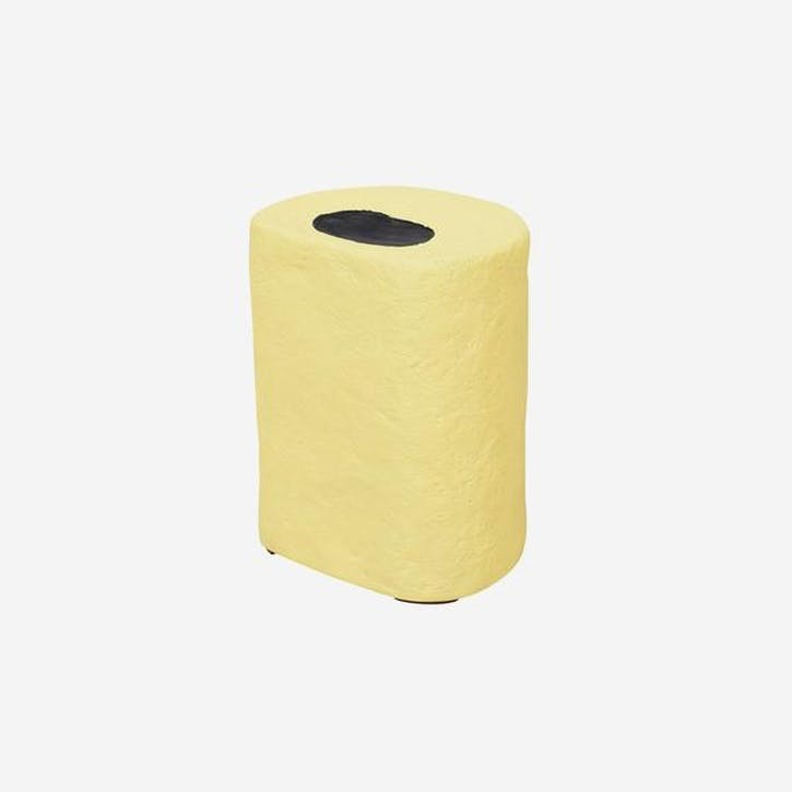 Pick 'n' Mix Round Stool, Yellow