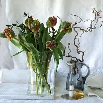 Sphere Vase Medium, Gold