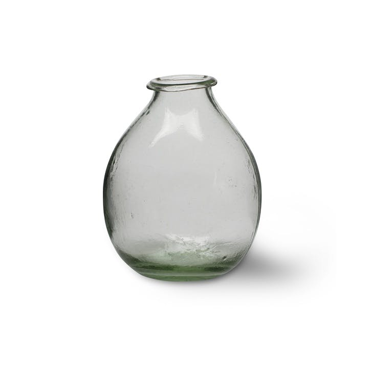Recycled Glass Vase, Large