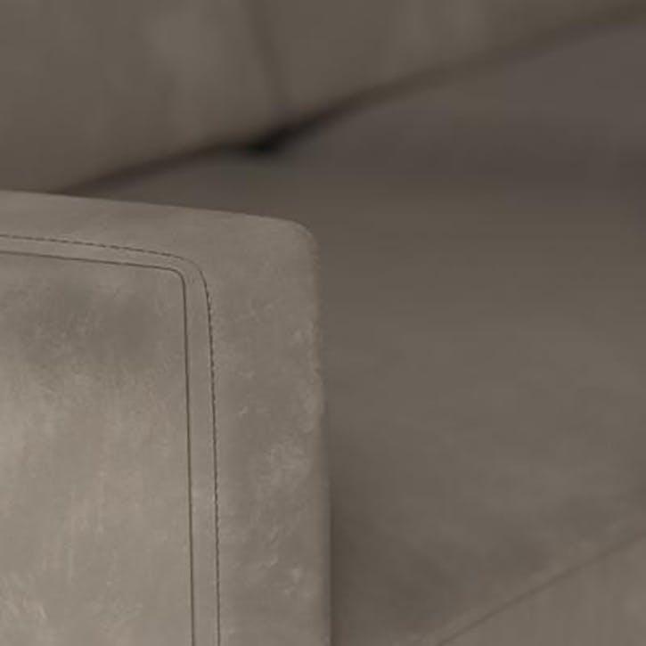 2 Seater Sofa, Model 01, Elephant