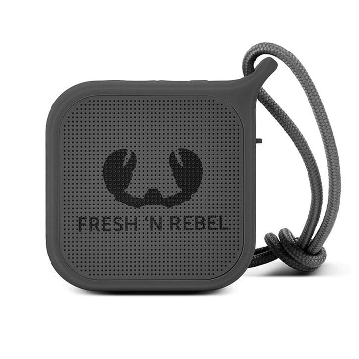 Pebble Bluetooth Speaker; Concrete