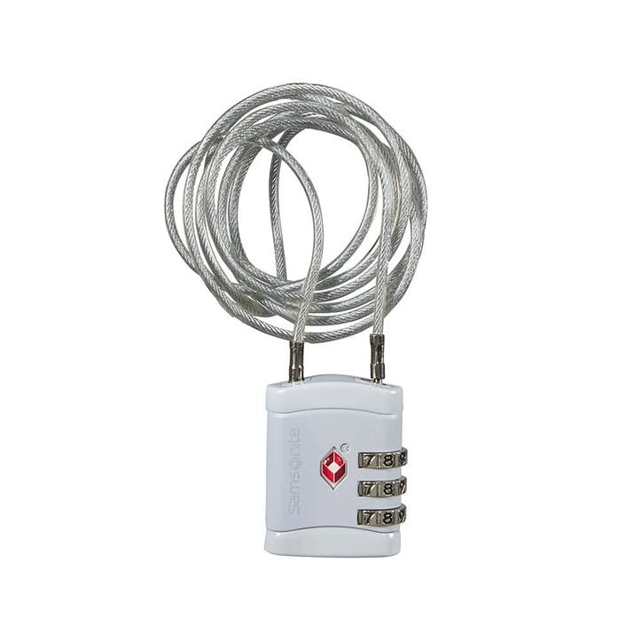 Aluminium Long Cable Lock