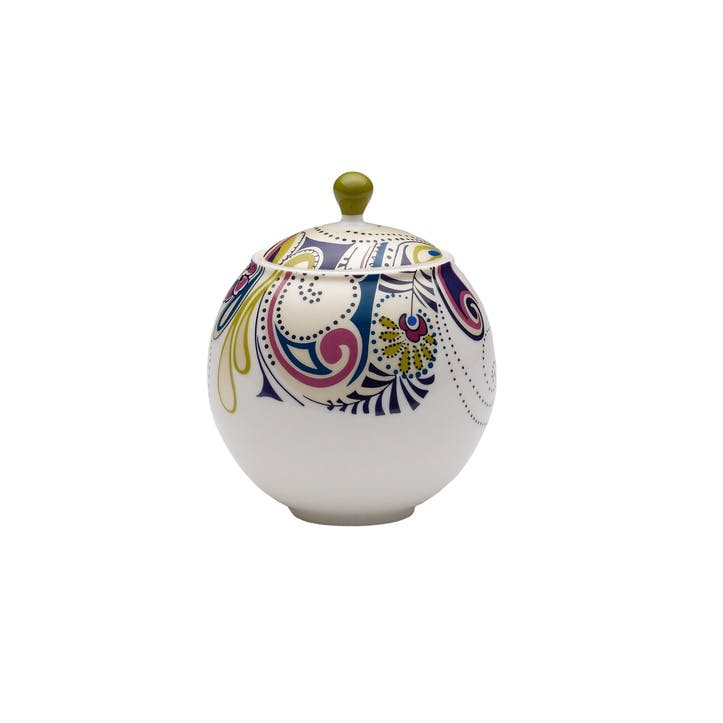 Cosmic Covered Sugar Pot, 300g