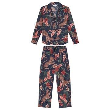 Soleia Long Pyjama Set, Small