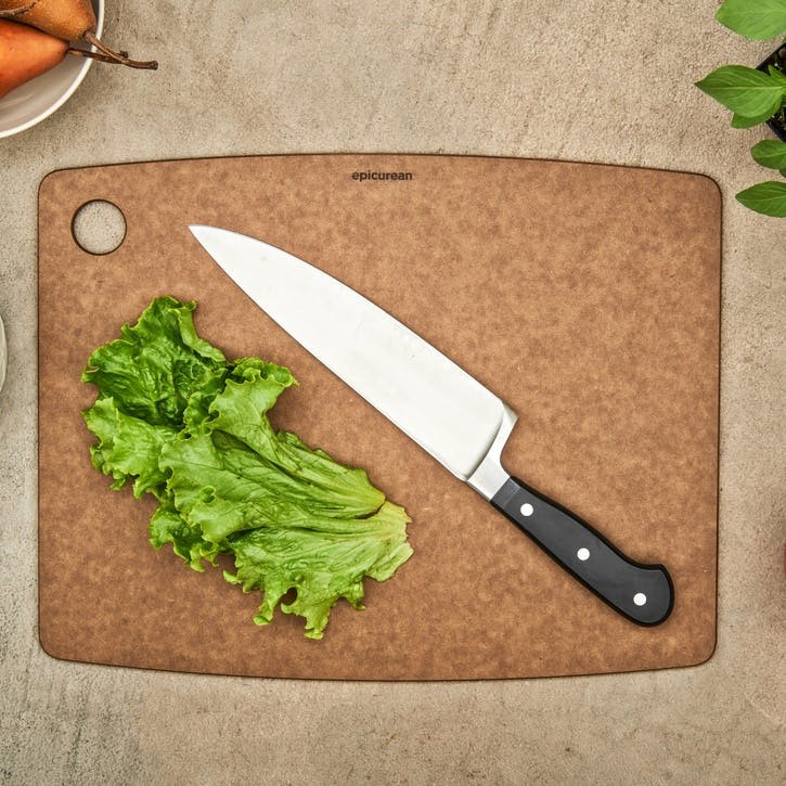 Chopping Board, L37 x L29cm, Nutmeg