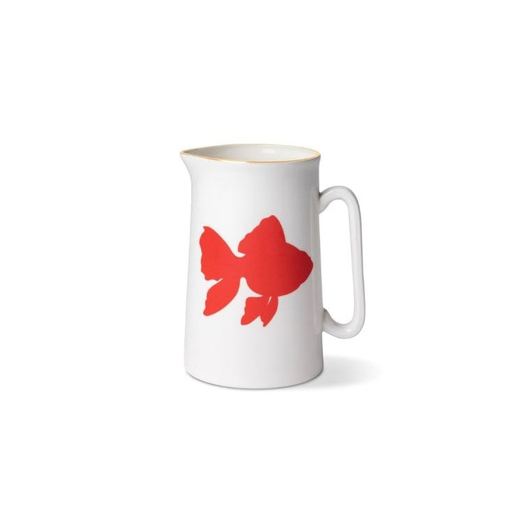 Goldfish Jug, 1 Pint