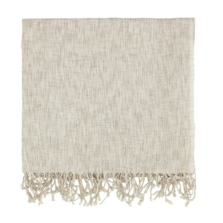 Grain Throw, Linen