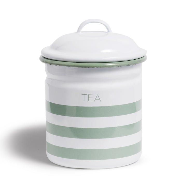 Hempton Tea Canister