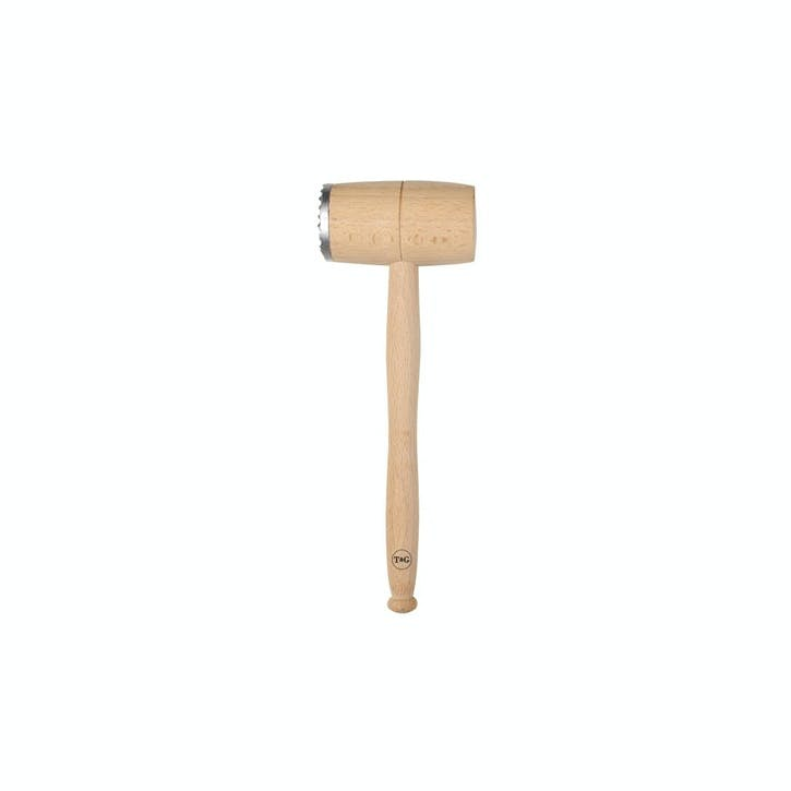 Wood & Metal Meat Hammer