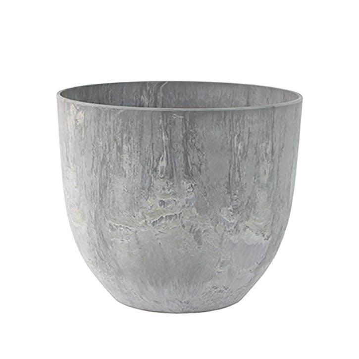 Bola, Plant Pot, Large, Grey