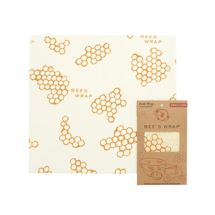 Bee's Wrap Print Food Wrap, Large