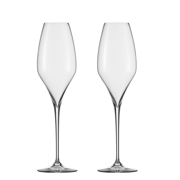 The First Champagne Glass, Set of 2