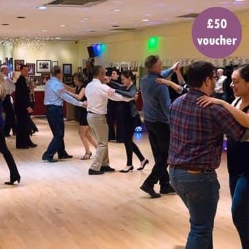 £50 Gift Voucher - Dance Classes