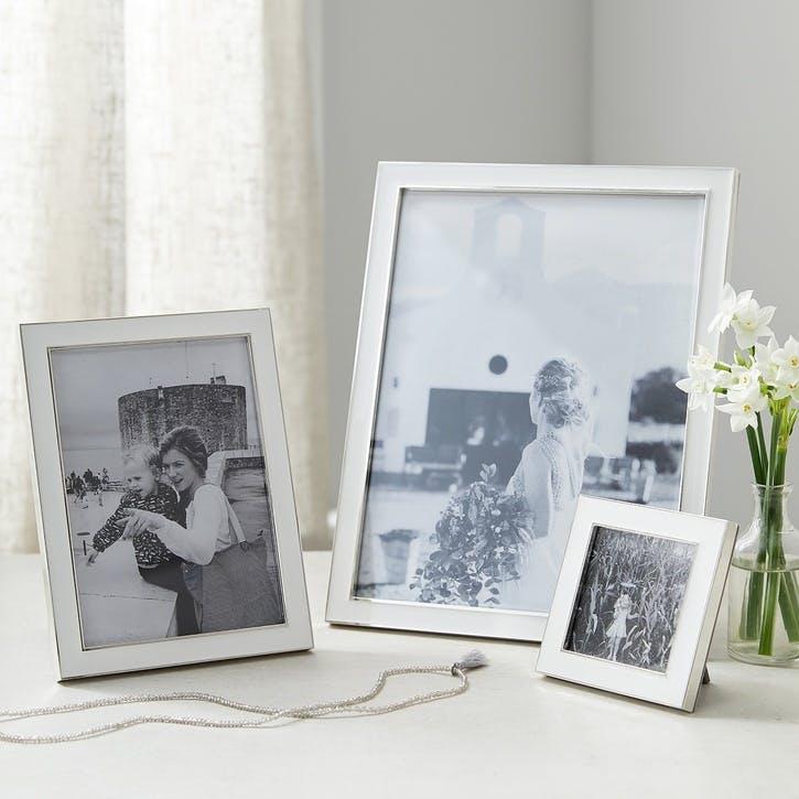 "Resin Photo Frame, 8x10"""