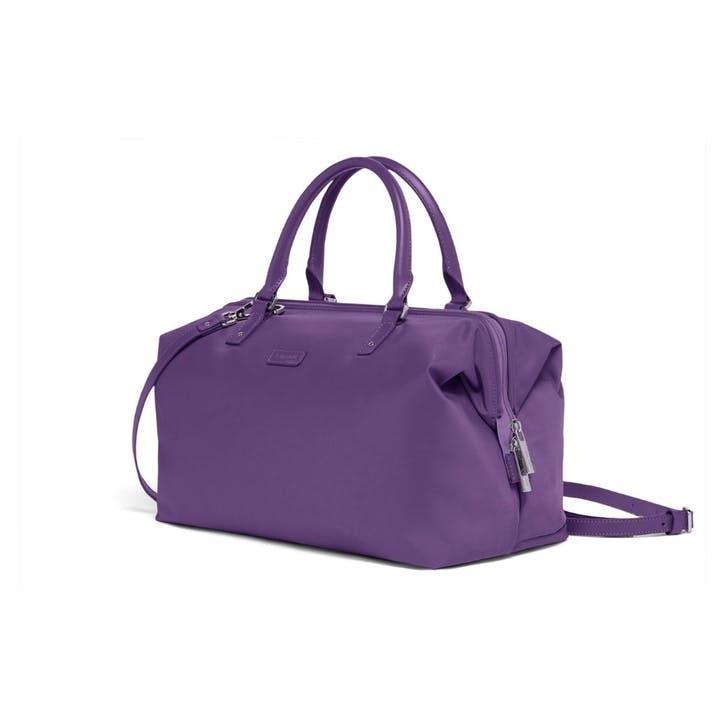 Lady Plume Bowling Bag, Plum