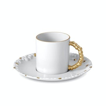 Haas Mojave Espresso Cup & Saucer