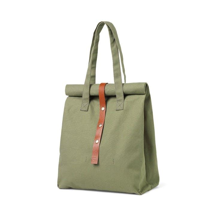 Rå Picnic Bag, Dusty Green