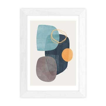 Tracie Andrews, Cyra Framed Art Print