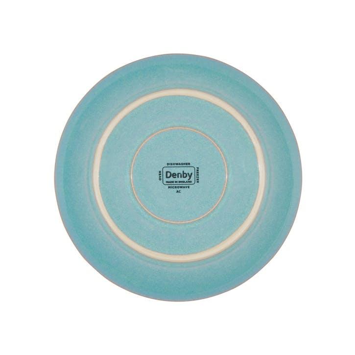 Azure Tea/ Coffee Saucer, Blue