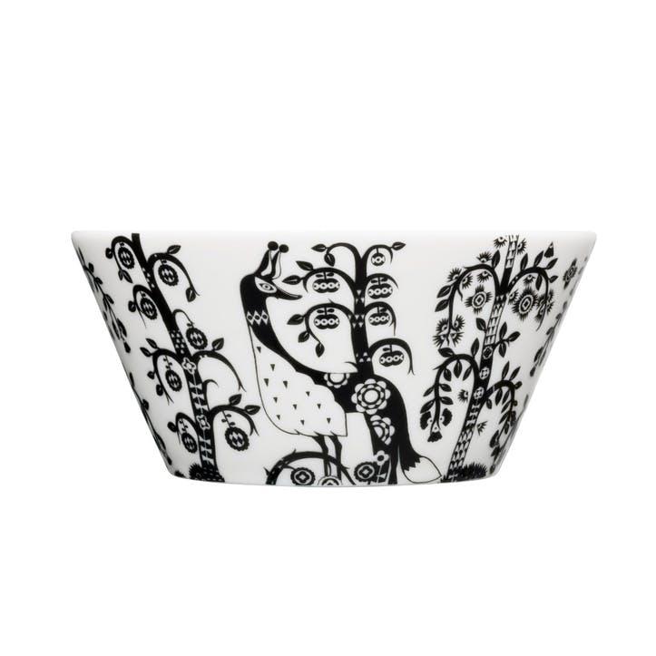 Taika Serving Bowls, Set of 2, Black