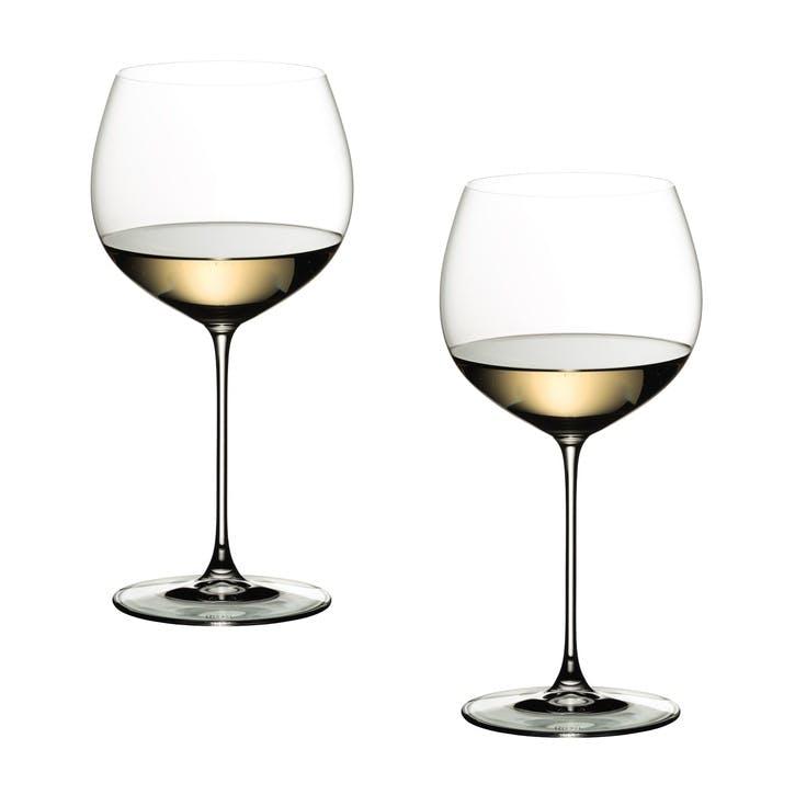 Veritas Oaked Chardonnay, Set of 2