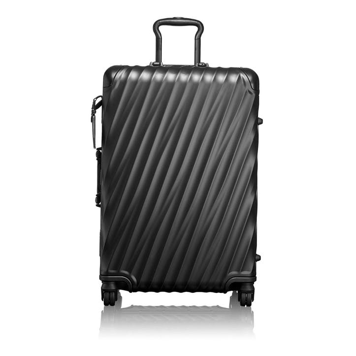 19 Degree Suitcase, 66cm, Matte Black