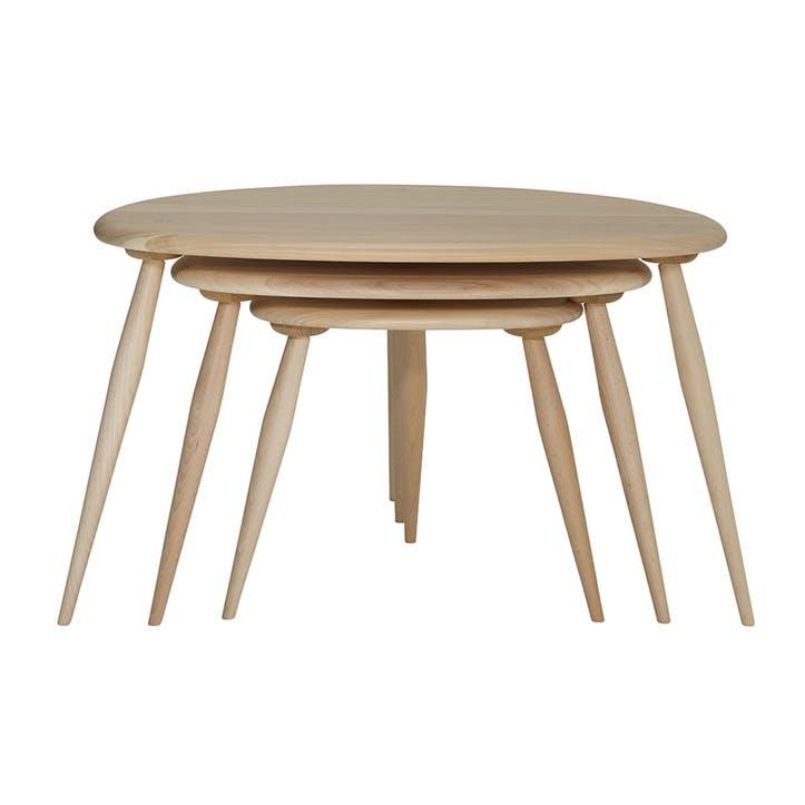 Originals, Nest of Tables, Natural
